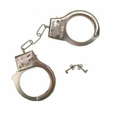 Politie accessoires speelgoed handboeien