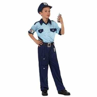 Politie agent pak / verkleed kostuum voor jongens
