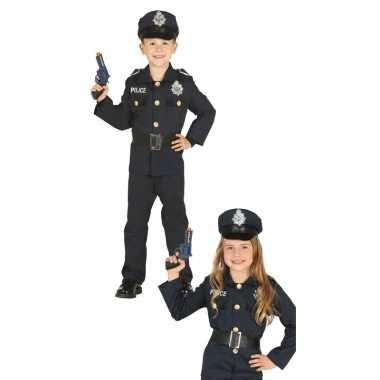 Politie agent verkleed kostuum voor jongens/meisjes