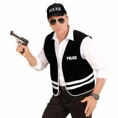 Politie verkleedsetje voor volwassenen