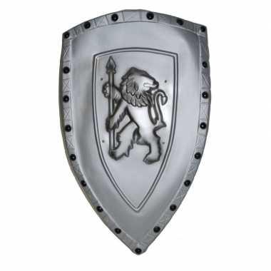 Ridder schild met leeuw