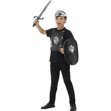 Ridder verkleed accessoires set voor jongens