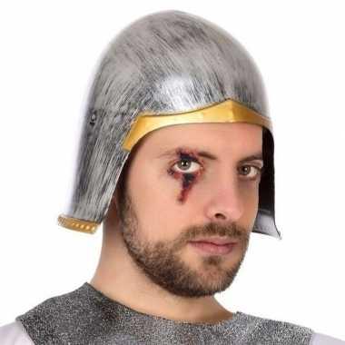 Ridder verkleed helm voor heren