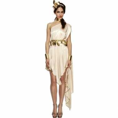 Romeinse godin jurk voor dames