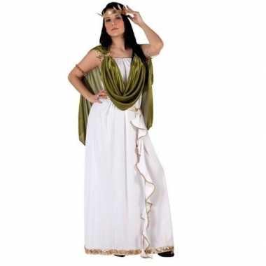 Romeinse/griekse dame livia verkleed kostuum/jurk voor dames