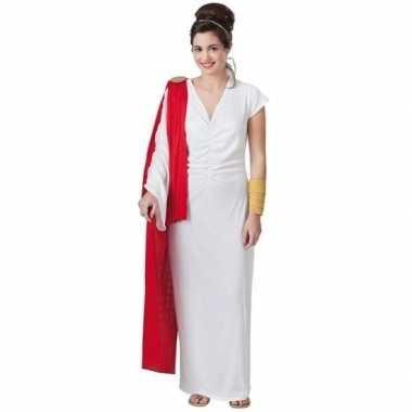 Romeinse keizerin verkleed kostuum voor dames