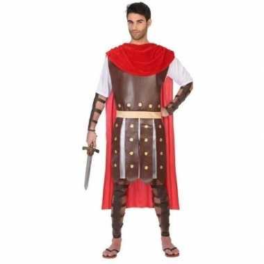Romeinse soldaat/gladiator marcus kostuum voor heren