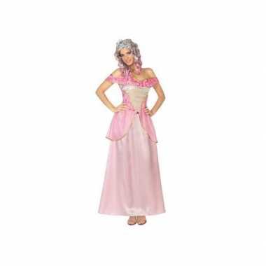 Roze prinsessen kleding voor dames