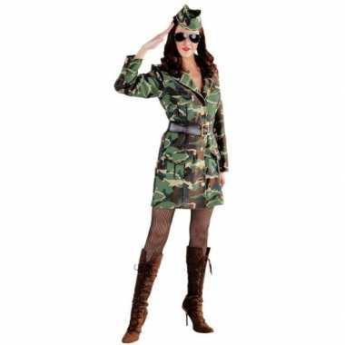 Sexy leger soldaten jurkje