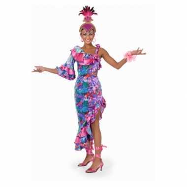 Sexy salsa jurk vrouwen