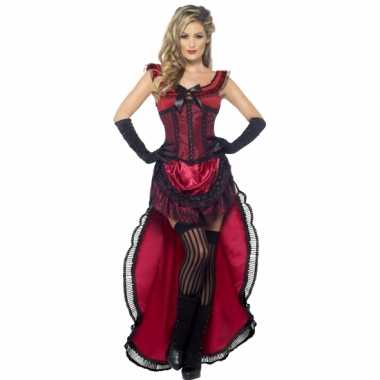 Sexy western jurk voor dames