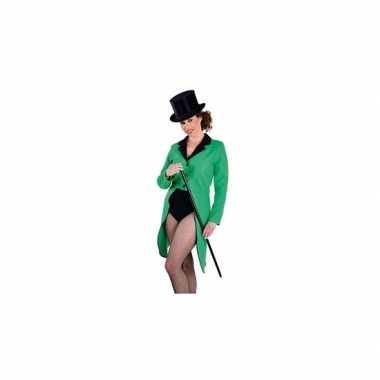 Slipjassen voor dames groen