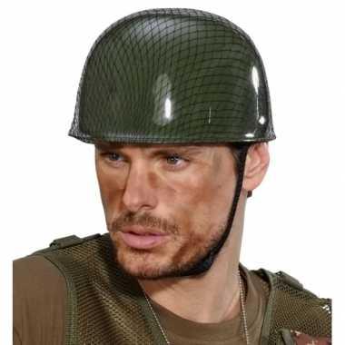 Soldaten helm voor volwassenen