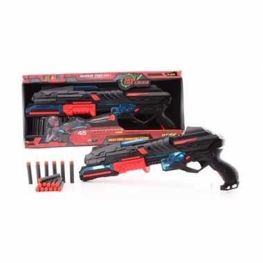 Speelgeweer 50 cm met foam kogels