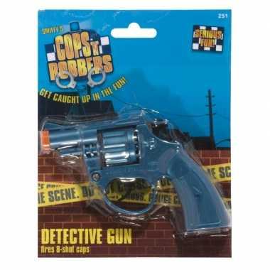 Speelgoed politie revolver