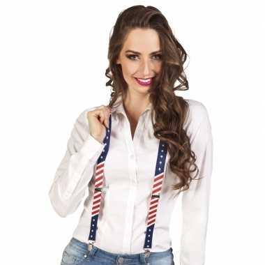 Stars and stripes usa bretels