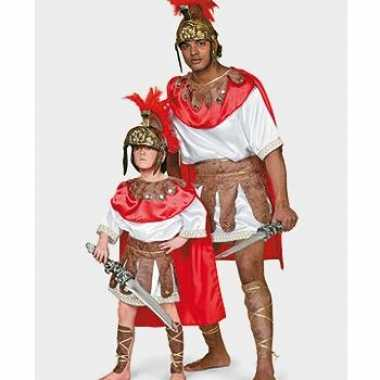 Stoer gladiator pak kinderen