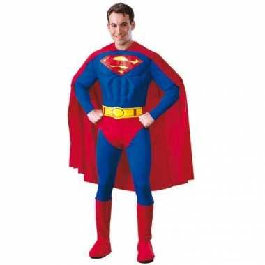 Superhelden kostuum (sm)volwassenen