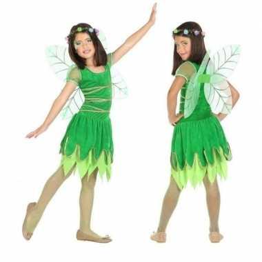 Toverfee/elfje fay verkleed kostuum/jurkje voor meisjes