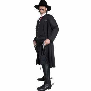 Verkleedkostuum sherrif voor heren