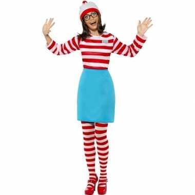 Waar is wally kostuum voor dames