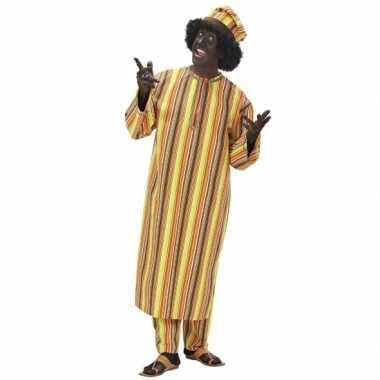 West afrikaans heren kostuum