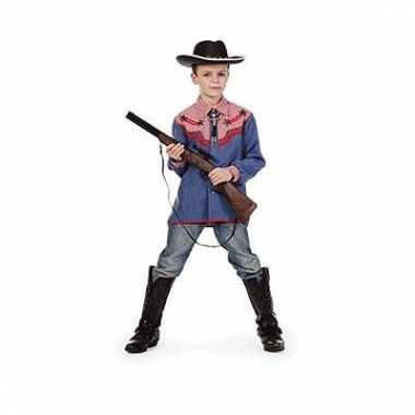 Western overhemd voor kinderen