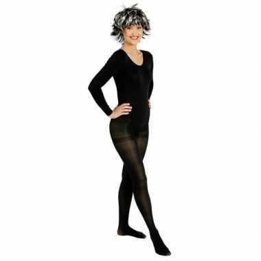 Zwarte ballet outfit