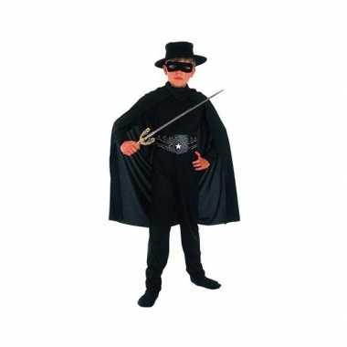 Zwarte held pakken pak voor kinderen