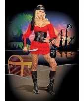 Complete piraten jurk voor dames