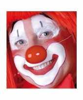Fel rode clownsneus