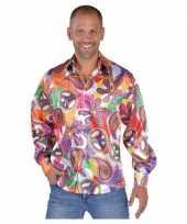 Hippies blouses heren fun
