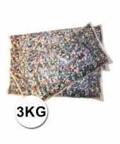 Multicolor confetti 3 kilo
