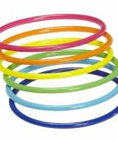 Neon armbandjes 18 stuks